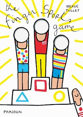 Finger Sports Game by Herve Tullet
