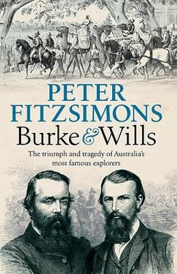 Burke and Wills book