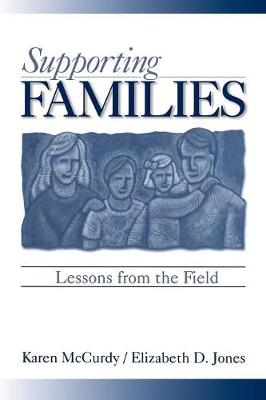 Supporting Families by Karen P. McCurdy