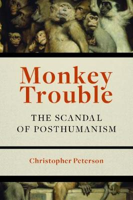 Monkey Trouble by Christopher Peterson