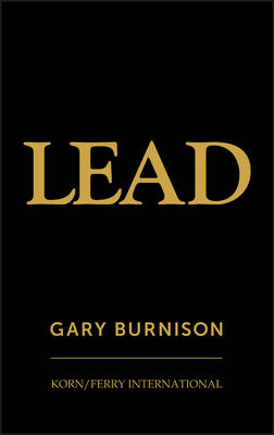 Lead by Gary Burnison