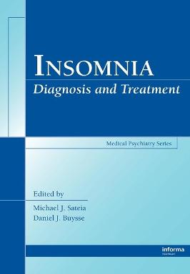 Insomnia by Michael J. Sateia