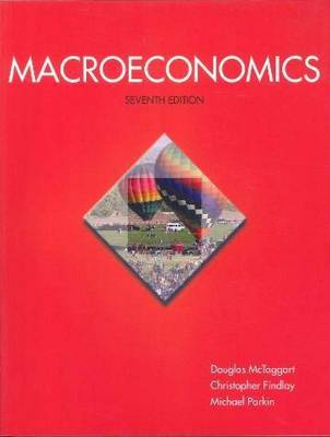 Macroeconomics by Douglas F. McTaggart