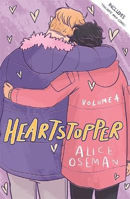 Heartstopper Volume Four book