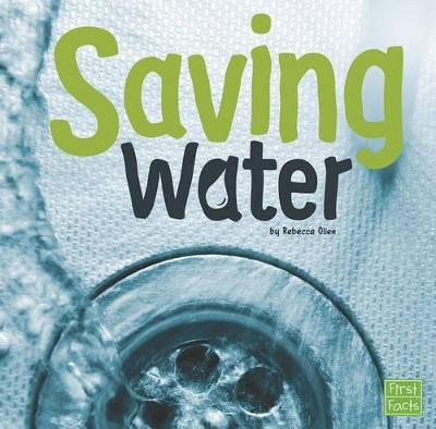 Saving Water by Rebecca Olien