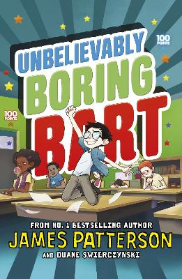 Unbelievably Boring Bart book