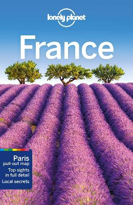 Lonely Planet France book