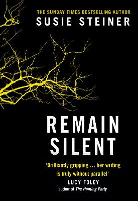 Remain Silent (Manon Bradshaw, Book 3) by Susie Steiner