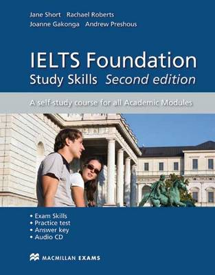 IELTS Foundation Second Edition Study Skills Pack by Andrew Preshous