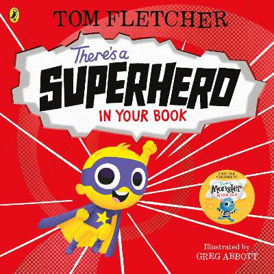 There's a Superhero in Your Book by Tom Fletcher
