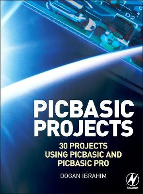 PIC Basic Projects book