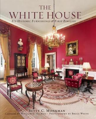 The White House by Betty C. Monkman