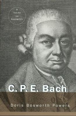 C.P.E.Bach book