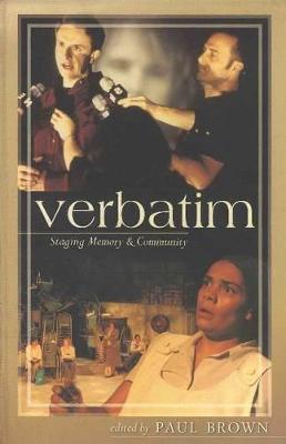 Verbatim book
