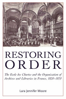 Restoring Order by Mary Louise Roberts