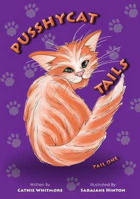Pusshycat Tails book