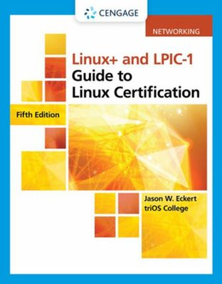 Linux+ and LPIC-1 Guide to Linux Certification book