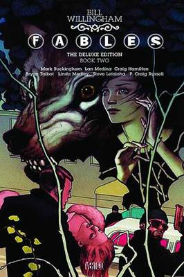 Fables Deluxe Edition HC Vol 02 by Bill Willingham