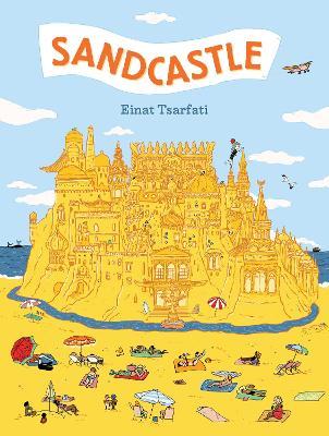 Sandcastle by Einat Tsarfati