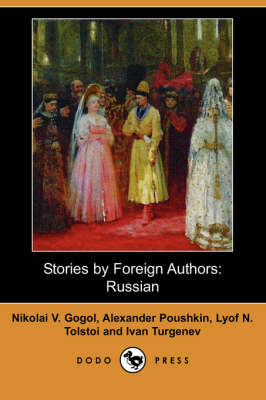 Stories by Foreign Authors book