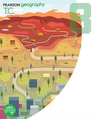Pearson Geography  8 Teacher Companion by Grant Kleeman
