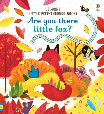 Are You There Little Fox? book
