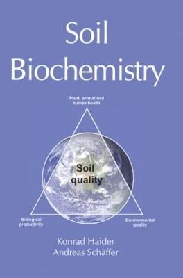 Soil Biochemistry by K Haider