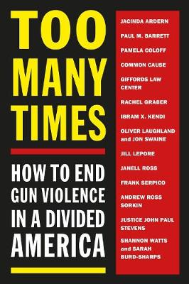 Too Many Times: How to End Gun Violence in a Divided America book