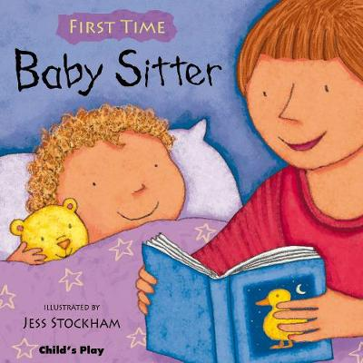 Baby Sitter by Jess Stockham