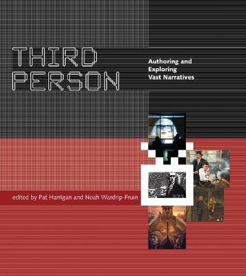 Third Person by Pat Harrigan
