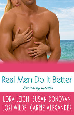 Real Men Do it Better book