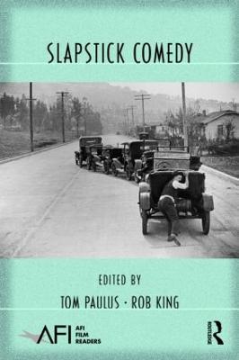 Slapstick Comedy book