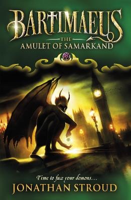 Amulet Of Samarkand by Jonathan Stroud