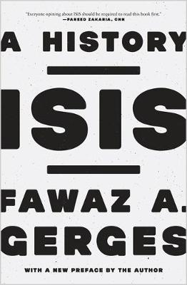 ISIS by Fawaz A. Gerges