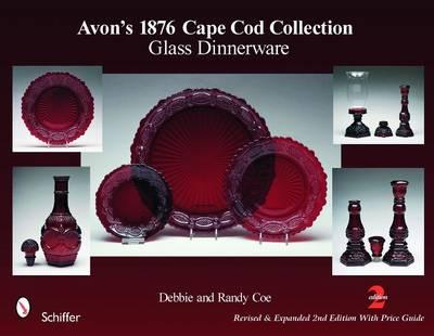 Avon's 1876 Cape Cod Collection: Glass Dinnerware book