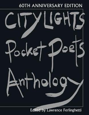 City Lights Pocket Poets Anthology by Lawrence Ferlinghetti