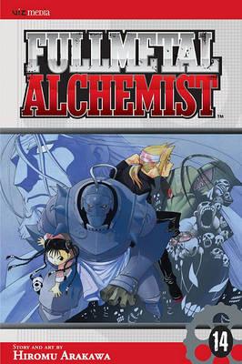 Fullmetal Alchemist, Vol. 14 book