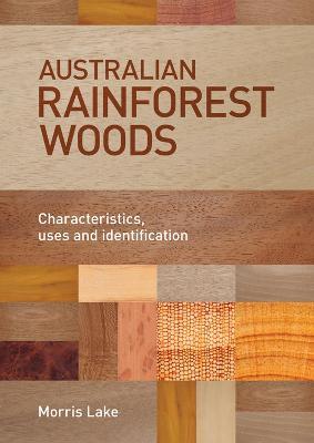 Australian Rainforest Woods book