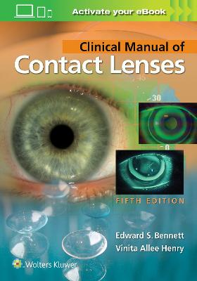 Clinical Manual of Contact Lenses book
