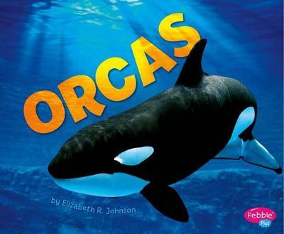 Orcas by Elizabeth  R Johnson