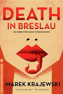 Death in Breslau by Marek Krajewski
