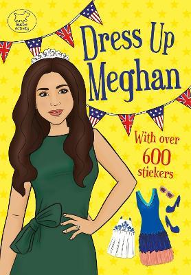 Dress Up Meghan by Georgie Fearns