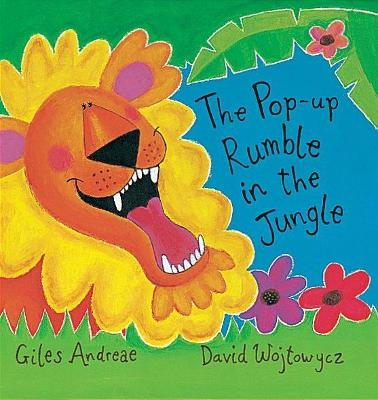 The The Rumble in the Jungle Rumble in the Jungle Pop-up by Giles Andreae
