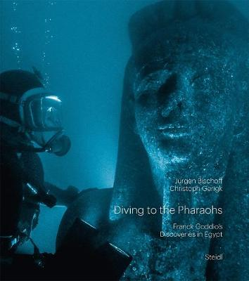 Franck Goddio: Diving to the Pharaoes book