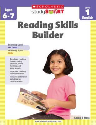 Study Smart: Reading Skills Builder Level 1 by Linda B Ross