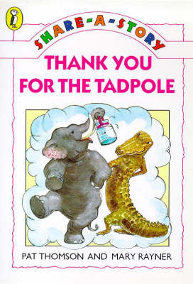 Thank You for the Tadpole by Pat Thomson