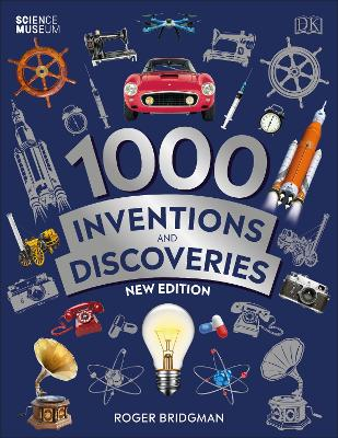 1000 Inventions and Discoveries book