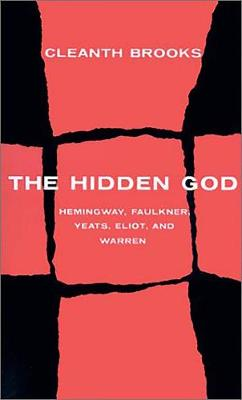 The Hidden God by Cleanth Brooks