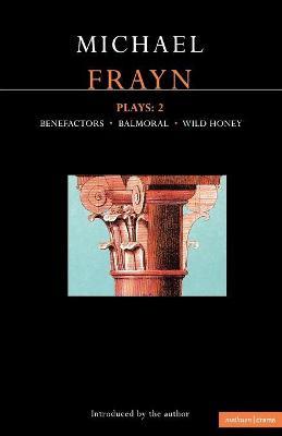 Frayn Plays by Michael Frayn