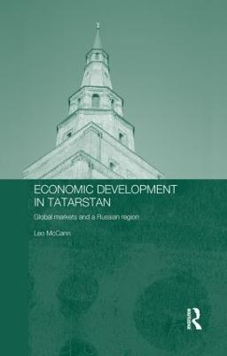 Economic Development in Tatarstan book